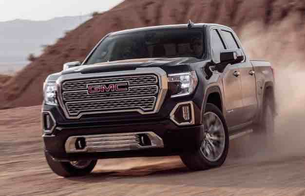 2019 GMC Sierra AT4 Specifications