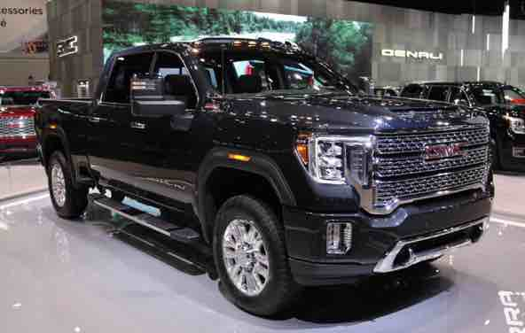 2020 gmc denali 3500 dually 2  gmc suv models